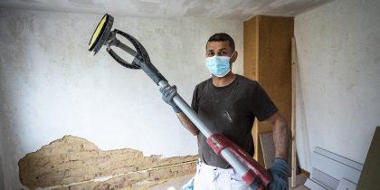 Opleiding allround arbeider renovatie